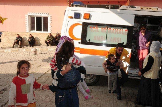 Van'da 6 Çocuk Zehirlendi