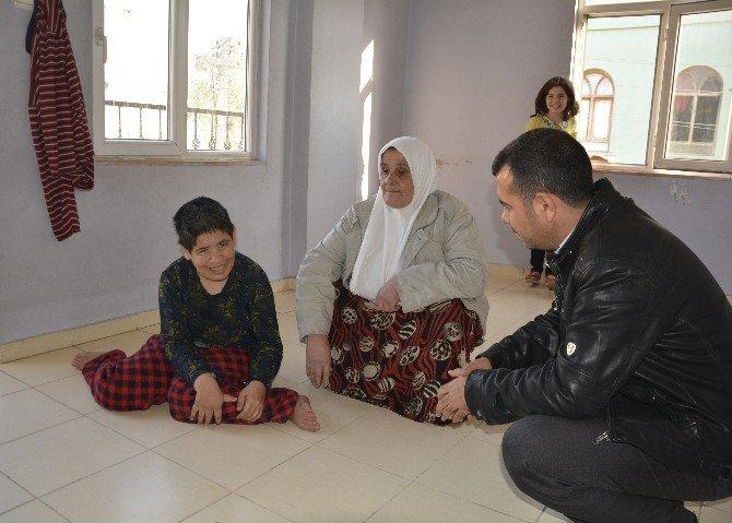 Suriyeli Annenin Yürek Burkan Dramı