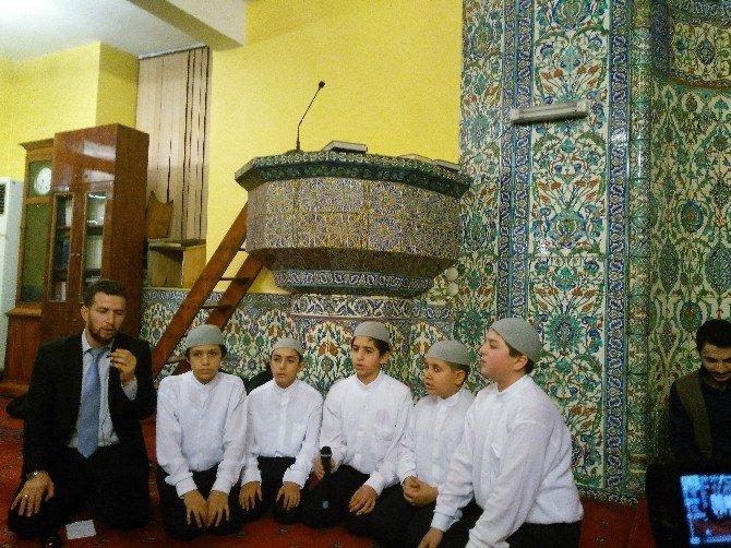 Mevlit Kandili Eni Camii'nde Kutlandı