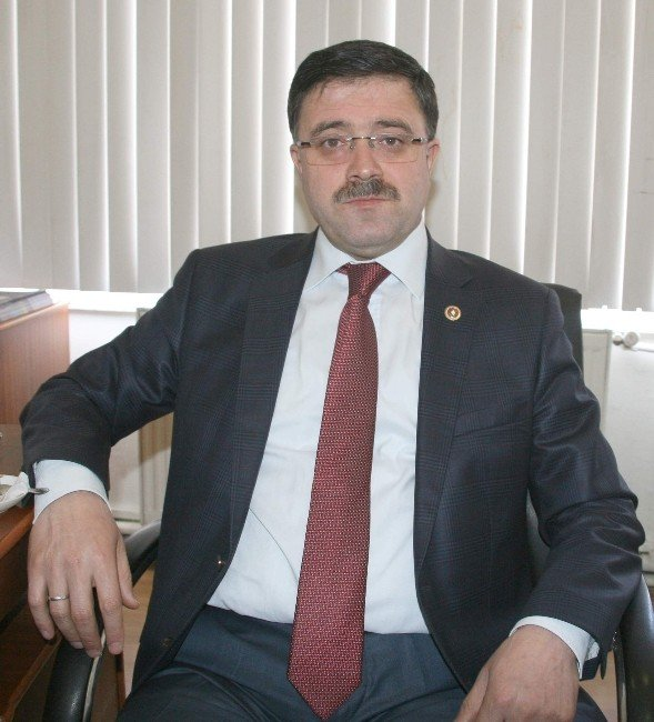 Yozgat'ta Yanan Tarihi Şeyh Ahmet Efendi Camii Restore Edilecek