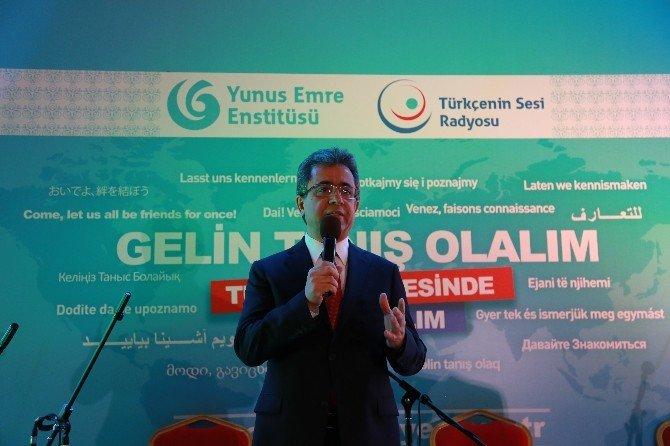 Türkçenin Sesi Radyosu Açıldı