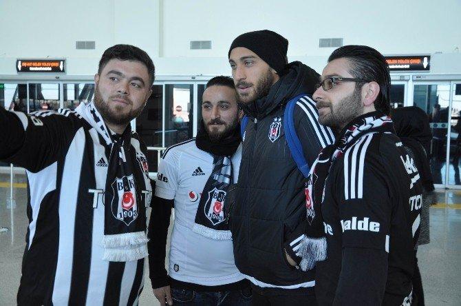 Beşiktaş, Kafilesi Sivas'a Geldi