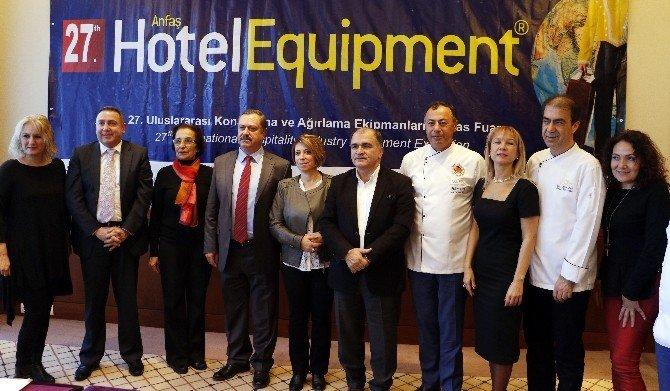 27'nci Anfaş Otel Ekipmanları Fuarı