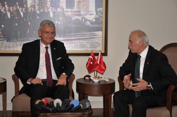 AB Bakanı Bozkır: 100 bin projeden 26 bini değerlendirmeye alındı