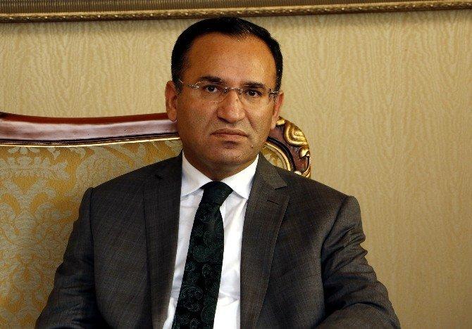 Adalet Bakanı Bekir Bozdağ, Antalya'da