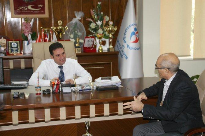 Spor İl Müdürü Ataşbak: Özel sporculara desteğimiz devam edecek