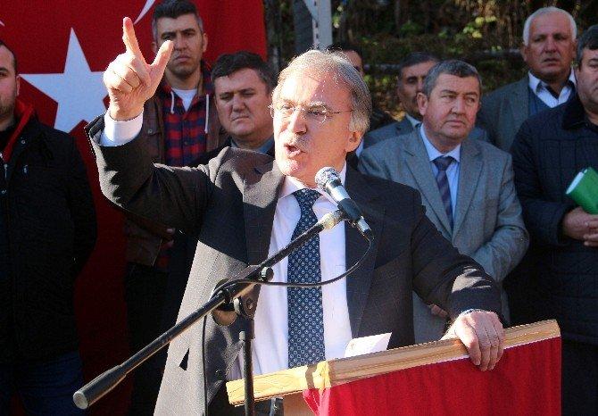 AK Partili Şahin'den Demirtaş'a Gönderme