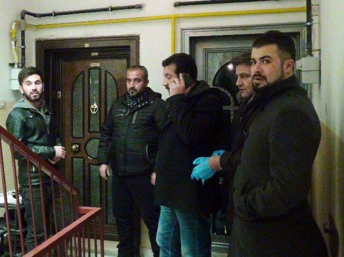 Aksaray'daki Terör Operasyonu