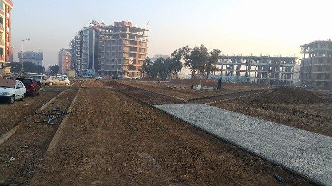 Alaşehir'e Yeni Yürüyüş Ve Bisiklet Yolları