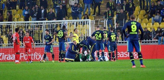Fenerbahçe'de Ertuğrul 3 Ay Yok