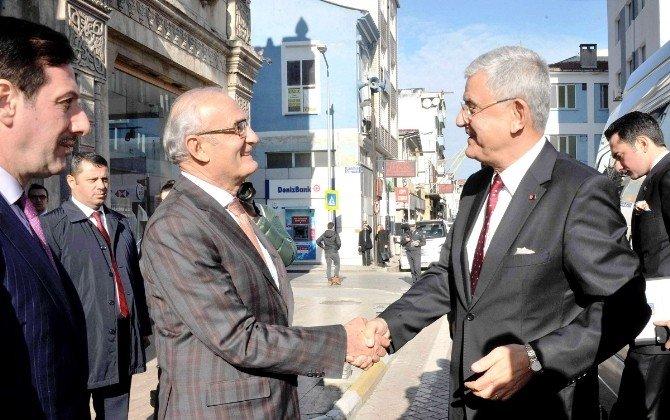 """AB Bakanı Bozkır: """"Samsun-kalın Demiryolu Projesi 2017'de Bitecek"""""""