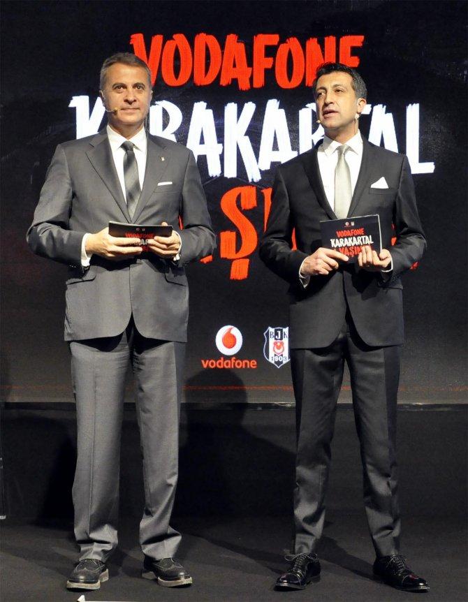 Fikret Orman: Bize inanan ilk Vodafone oldu