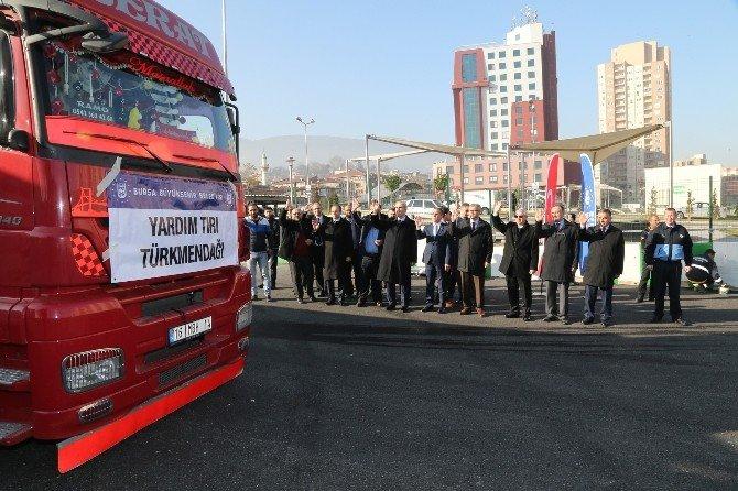 Bayırbucak'a Yardım Seferberliği Sürüyor