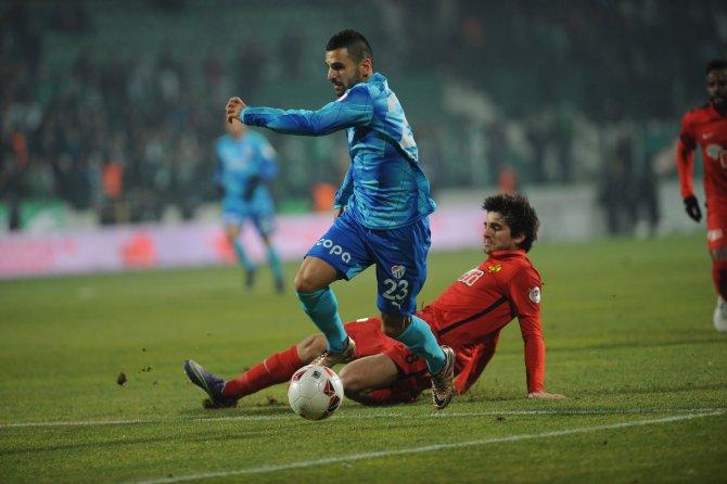 Bursaspor: 4- Eskişehirspor:1