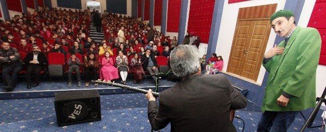 Büyükşehir, Halk Edebiyatını Yaşatıyor