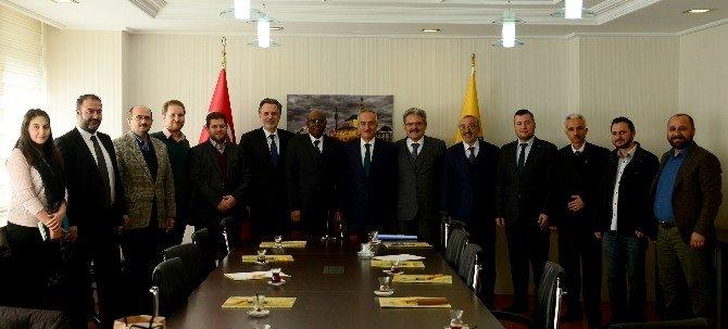 Cibuti İle Konya Arasında Kardeşlik İlişkileri Gelişiyor