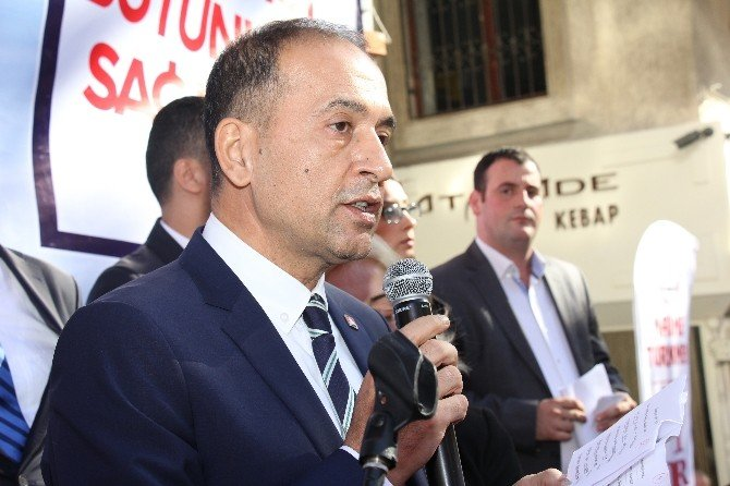Av. Battal Özer, CHP Adana İl Başkanlığı'na Adaylığını Açıkladı