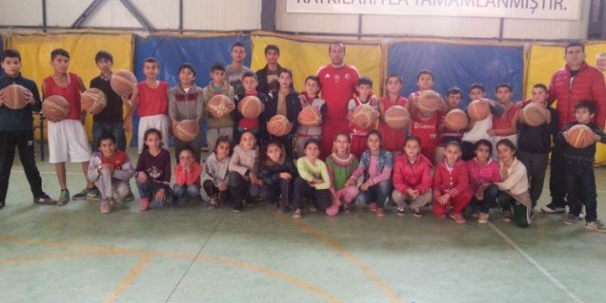 Çukurcalı Çocukların Umudu Basketbol