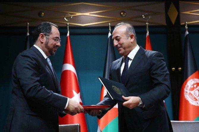 Türkiye İle Afganistan Arasında Güvenlik İşbirliği Anlaşması İmzalandı