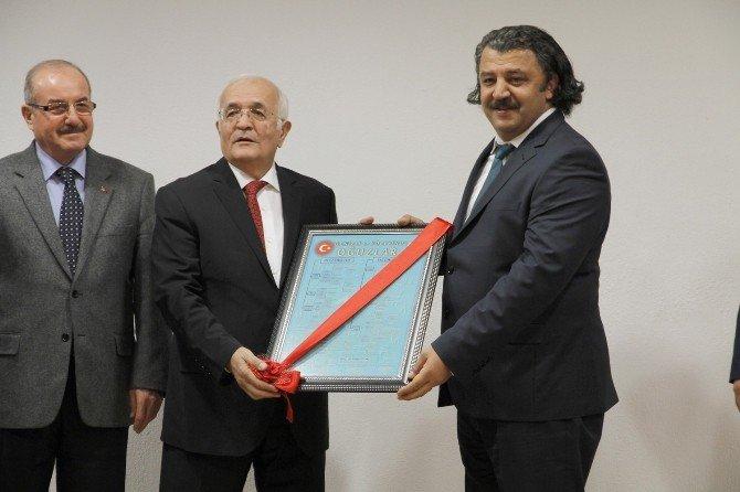 Denizli'de 'Garbi Karaağaç Kültürü Ve Tarihi' Konferansı