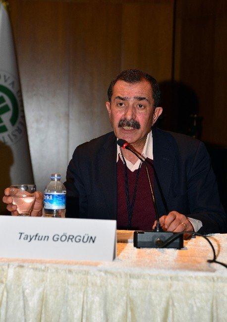 Dev Maden-sen Genel Başkanı Tayfun Görgün: