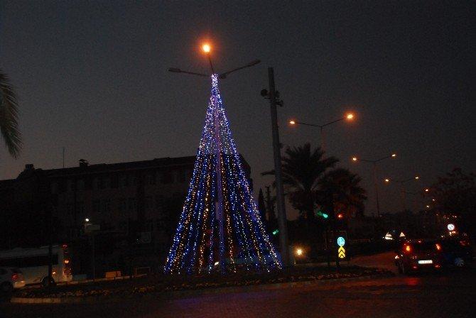 Didim'de Yeni Yıl Hazırlıkları Başladı