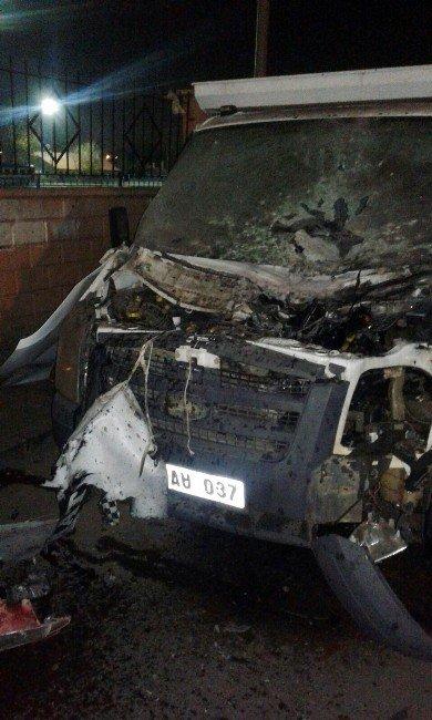 Diyarbakır'da Karakola Roketatarlı Saldırı
