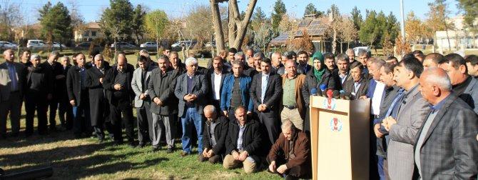 Diyarbakır'da 102 muhtardan ortak çağrı