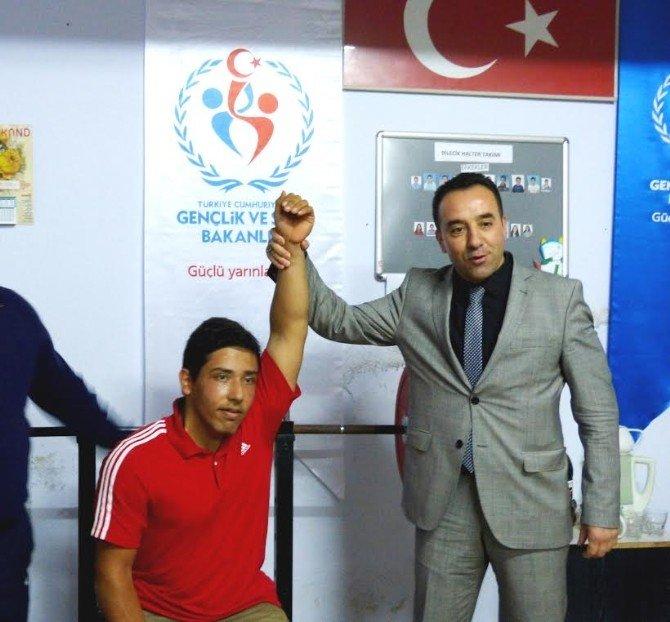 Bilecikli Engelli Sporcu TRT Spor Ekranlarında