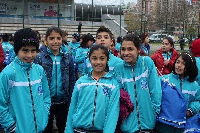 Eyüp'te Kış Spor Okulları'na Büyük İlgi