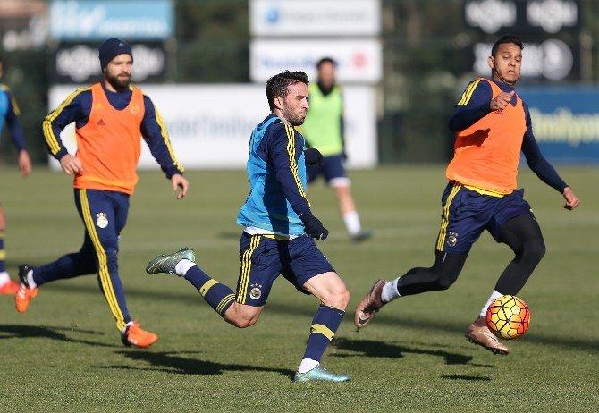 Fenerbahçe'de Medicana Sivasspor Maçı Hazırlıkları Başladı