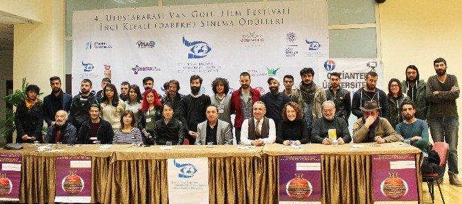 GAÜN Sinema Topluluğu 4. Uluslararası Van Gölü Festivali'ne Katıldı