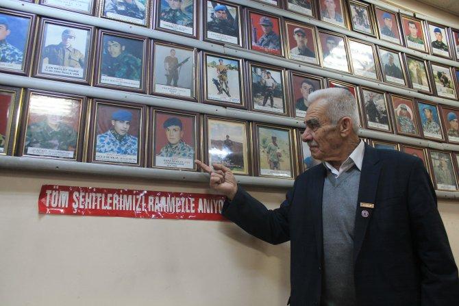 Gaziantep Şehit Aileleri Derneği Başkanı: Çözüm sürecinin temeli kumla atıldı