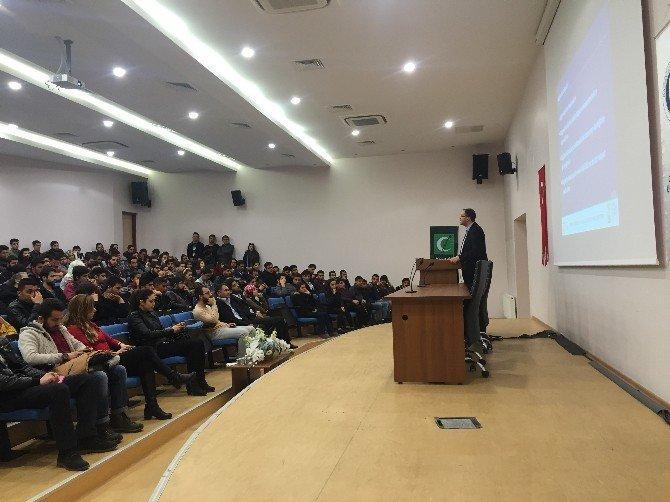 Gaziantep'te Bağımlılıkla Mücadele Semineri