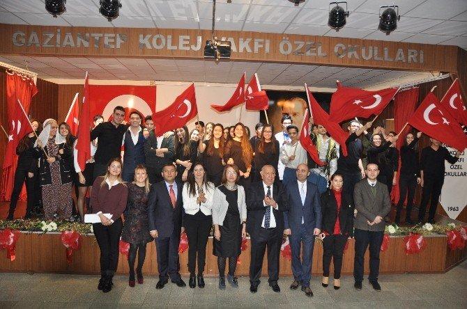 GKV'de Kurtuluş Bayramı'na Coşkulu Kutlama