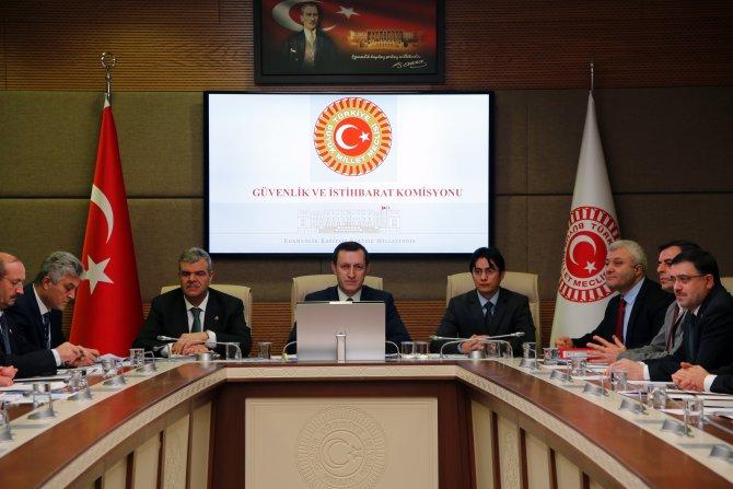 Güvenlik ve İstihbarat Komisyonu, iyi ülke örneklerini inceleyecek