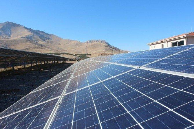 """Harran Üniversitesi'nde """"Güneş Enerji Santralı"""" Kuruluyor"""