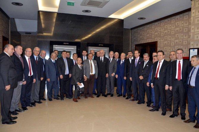 Hatay iş dünyası Suriye ve Rusya krizlerinin ekonomiye etkilerini konuştu