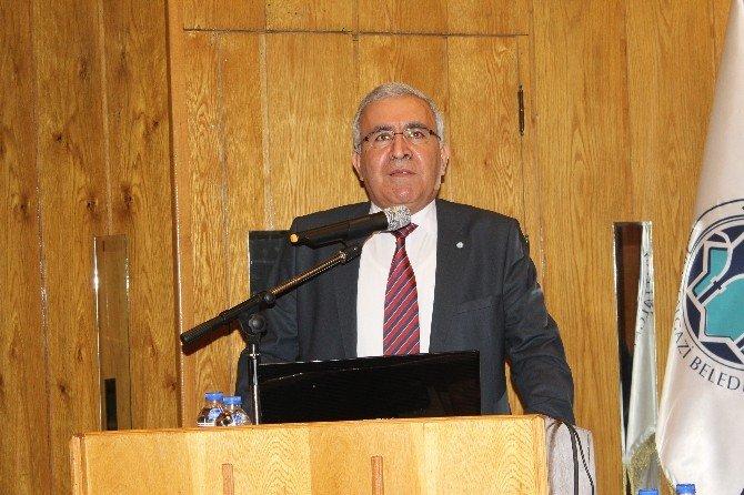 İl Su Yönetim Koordinasyon Kurulu Toplantısını Yaptı