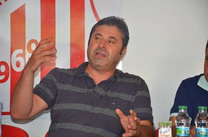 Başkanı Cinoğlu Kulübün 50. Yıl Hedeflerini Açıkladı