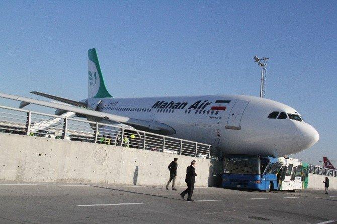 Atatürk Havalimanı'nda Faciadan Dönüldü