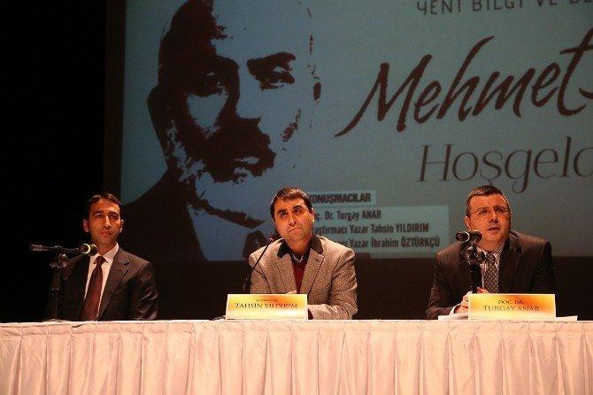 Milli Şair Mehmet Akif Ersoy Sultanbeyli'de Anıldı