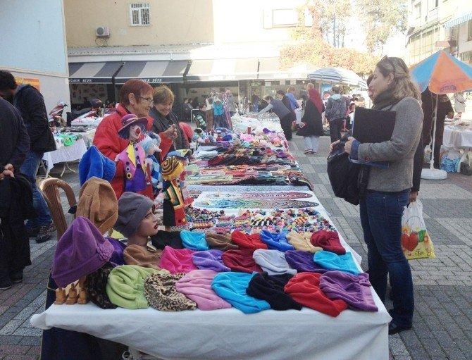 Kadın Ürünleri Pazarı Yeni Girişimci Kadınlarla Güçleniyor