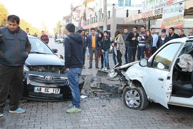 Fethiye'de Alkollü Sürücü Dehşet Saçtı: 1'i Bebek 4 Yaralı