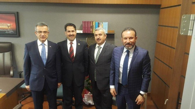Başkan Baran'dan Ankara Çıkarması