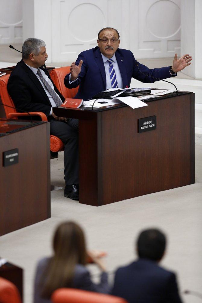 Vural: 'MHP önergesine görüş verdi' diye başkan görev alındı