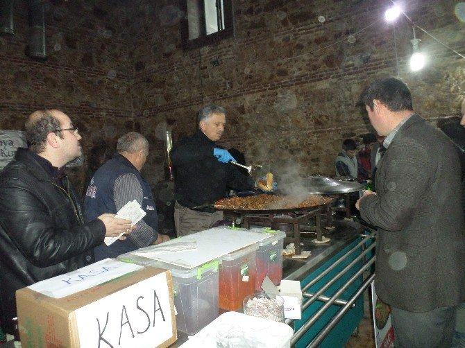 Mudanya'da Eğitim Yararına Kermes