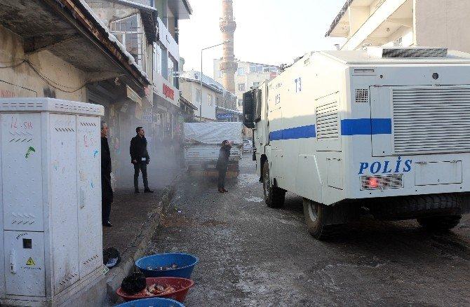 Bulanık'ta Polis Müdahalesi
