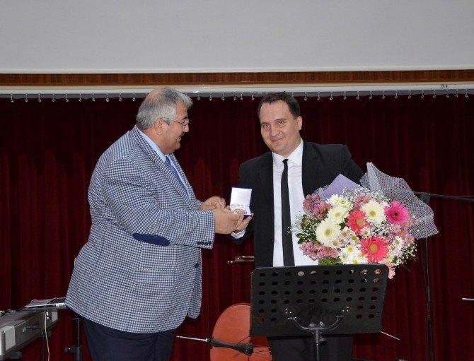 Tekirdağ'da Jazz Quartet Orkestrası Konseri