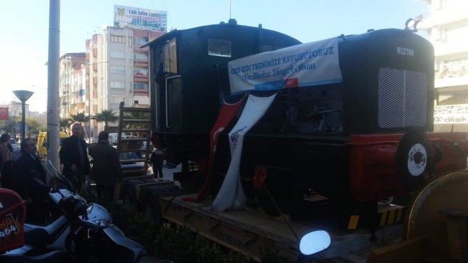 Nazilliler, Gıdı Gıdı Treni'ne kavuştu
